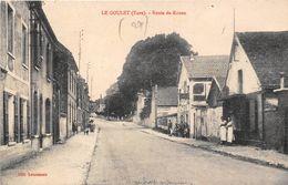 27-LE GOULET- ROUTE DE ROUEN - Sonstige Gemeinden