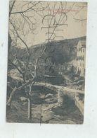 Girona Ou Gérone ((Espagne, Cataluna) : Vista General Del Antiguo Distrito Del Puente En 1910 PF - Gerona