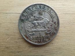 East Africa  1  Shilling  1950 H Km 31 - Colonie Britannique