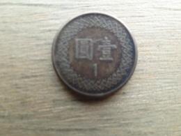 Taiwan  1  Yuan  1983  Y 551 - Taiwan