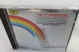 "CD ""1812 Overtoure"" Imago 2, Chicago Symphony Orchestra, Daniel Barenboim - Klassik"