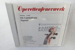 """CD """"Operettenfeuerwerk"""" Kálmán, Lehár - Opera"""