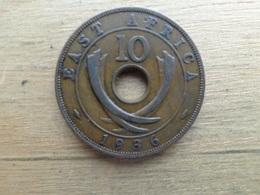 East Africa  10  Cents  1936  Km 24 - Colonie Britannique