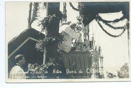 CHEVREMONT - Photo Carte Du Couronnement Officiel De Notre-Dame De Chèvremont - Chaudfontaine