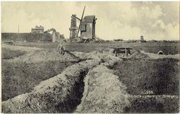 59 - LOOS - Env. Lille - Artois - Mühle Zeche U. Gesprengter Fördergang - Moulin - Feldpostkarte 1914-18 - France