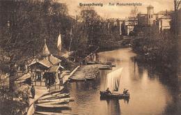 Allemagne - Braunschweig - Am Monumentplatz - Braunschweig