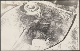 Tower Of Silence, Parsee Burial Ground, Crater, Aden, C.1920 - K Ltd RP Postcard - Yemen