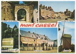 59 MONT CASSEL - 1521 - Edts Elnacap - Multi-5-Vues - Cassel