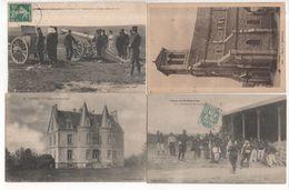 LR64/ Lot D'environ 930 Cpa, Cpsm, Cpm Du MORBIHAN (voir Déscriptif) - Postcards
