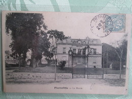 Pierrefitte , La Mairie - Pierrefitte Sur Seine