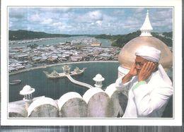 BRUNEI-.-CARTOLINE VARI LUOGHI E VEDUTE-FG-N.4586 - Brunei