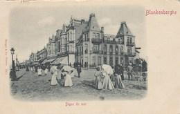 BLANKENBERGE / ZEEDIJK ANNO 1900 - Blankenberge