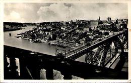 PORTO - Pont D. Luiz I E Vista Parcial - Porto