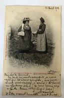 Costumes De La Hte Savoie. Mont Saxonnex Et Brison. Précurseur. 6-143 Pellier. - Francia
