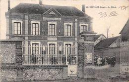 27-MONTAURE- LA MAIRIE ECOLE - France