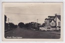 AVENIDA MCAL LOPEZ. FOTO A.M.FRIEDRICH. PARAGUAY-TBE-BLEUP - Paraguay