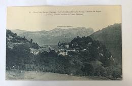 Massif Des Bauges.  Le Chatelard. Coté Nord. 9. Aymonier - Le Chatelard