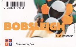 11758-SCHEDA TELEFONICA - BOB -PORTOGALLO - USATA - Sport