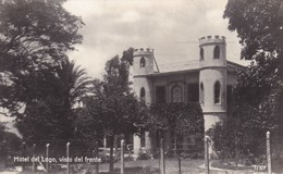 HOTEL DEL LAGO, VISTO DEL FRENTE. EDIT LIBRERIA NACIONAL. PARAGUAY-TBE-BLEUP - Paraguay