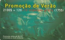 11762-SCHEDA TELEFONICA - PORTOGALLO - USATA - Portogallo