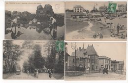 LR65/ Lot D'environ 1580 Cpa, Cpsm, Cpm De LOIRE ATLANTIQUE (voir Déscriptif) - Cartes Postales