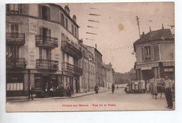 VILLIERS-SUR MARNE (95) - RUE DE LA POSTE - Villiers Sur Marne