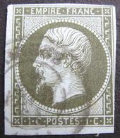 Lot FD/1007 - NAPOLEON III N°11 - CàD - Cote : 90,00 € - 1853-1860 Napoléon III