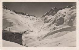 AK Sammoar Samoar Hütte Samoarhütte Martin Busch Hütte Gletscher Stempel Ötztal Tirol Österreich Austria Autriche - Sölden