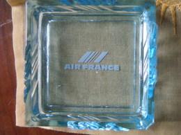 Cendrier Air France - Glass
