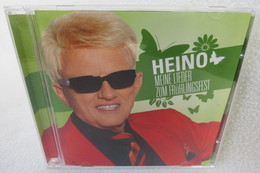 """CD """"Heino"""" Meine Lieder Zum Frühlingsfest - Musik & Instrumente"""