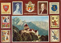 Liechtenstein - Vaduz - Multivues - Verlag Hubert Gassner Nº 51 - Ecrite, Timbrée - 5108 - Liechtenstein
