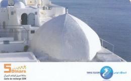11766-SCHEDA TELEFONICA PREPAGATA - TUNISIA - USATA - Tunisia