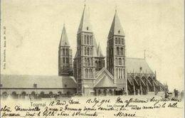TOURNAI - Les Choncq Clotiers - Carte Précurseur - Oblitération De 1904 - Tournai