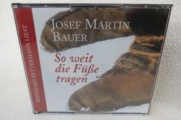 """6 CDs """"Soweit Die Füße Tragen"""" Hörbuch, 426 Minuten Spielzeit - Sonstige"""