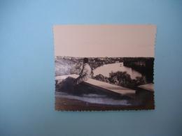 PHOTOGRAPHIE  HERBLAY - 95 - Pris De L'église Vers La Frette -   8,5 X 10  Cms - 1965  -  Val D'Oise - Herblay