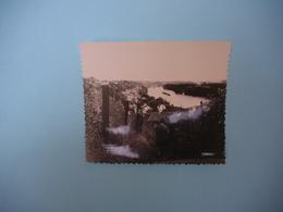 PHOTOGRAPHIE  LA FRETTE  - 95 -  Vue De La Frette Et La Seine  -   8,5 X 9,5  Cms - 1965  -  Val D'Oise - La Frette-sur-Seine