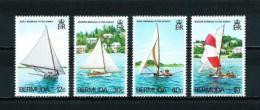 Bermudas  Nº Yvert  427/30  En Nuevo - Bermudas