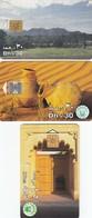 11771-N°. 3 SCHEDE TELEFONICHE - EMIRATI ARABI UNITI - USATE - United Arab Emirates