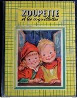 Jean Sabran ( Paul Berna )  - ZOUPETTE Et Les Coquillettes - Éditions G.P. - ( 1952 ) . - Books, Magazines, Comics