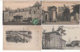 LD60/ Lot D'environ 350 Cpa, Cpsm, Cpm De L'OISE (voir Déscriptif) - Ansichtskarten