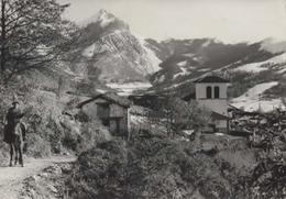 AHAXE - BASCASSAN - Eglise Romane Et Pic De Behorleguy - Ocana Edit - écrite En 1970 - Animée - Andere Gemeenten