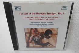 "CD ""The Art Of The Baroque Trumpet"" Vol. 1 - Classical"