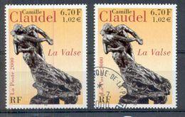 2000 - N° 3309 à 3316  ** Et Oblitéré - France