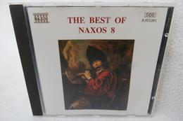 "CD ""The Best Of Naxos 8"" Klassik Sampler - Klassik"