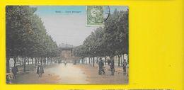 BÔNE Colorisée Rare Cours Bertagna (Sabatier) Tunisie - Tunisie