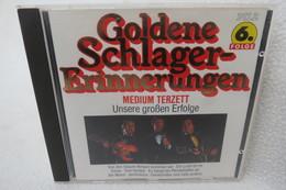 """CD """"Medium Terzett"""" Unsere Grossen Erfolge, 6.Folge Von Goldene Schlager-Erinnerungen - Música & Instrumentos"""