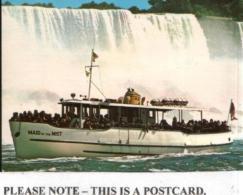 Postcard - Maid Of The Mist At Niagara Falls - Card No. 96266-C - VG - Postcards