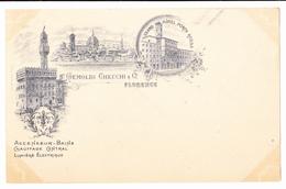 -FLORENCE//GEMOLDI CHECCHI//Grand Hotel Porta Rossa - Firenze (Florence)