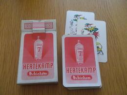 Jeu De 54 Cartes à Jouer - Liqueur HERTEKAMP SCHIEDAM - 54 Cards