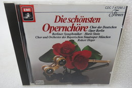 """CD """"Die Schönsten Opernchöre"""" Chor Der Deutschen Oper Berlin, Chor Und Orchester Der Bayerischen Staatsoper München - Opera"""